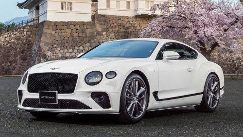 Bentley Continental GT V8 Gets Equinox Edition Exclusive To Japan