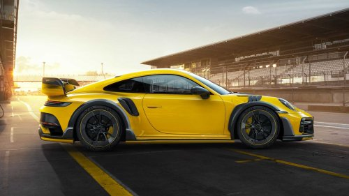 Bonkers TechArt GTstreet R Is The New 911 GT2 RS You Want Right Now