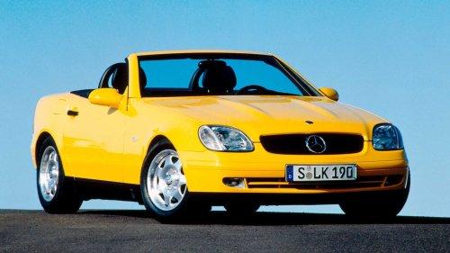 25 Jahre Mercedes SLK (R 170): Klassiker der Zukunft?