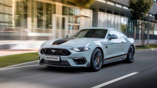 Ford Mustang Mach 1 chega ao Brasil com 483 cv por R$ 499.000