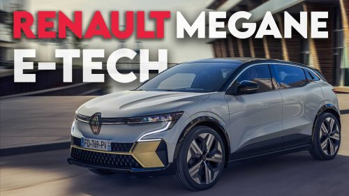 Renault Megane E-Tech electric: All you need to know
