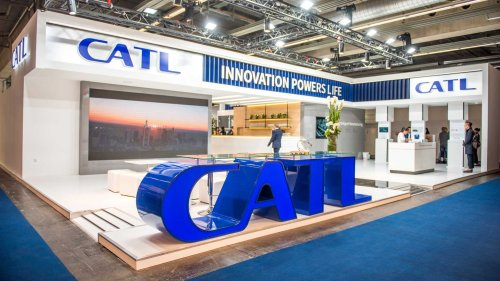Tesla Battery Supplier CATL Sets 'Blistering Pace' In Shanghai