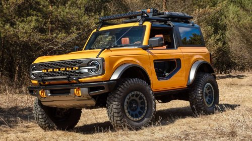 Ford Bronco EV Sort Of Announced By Company Boss On Twitter