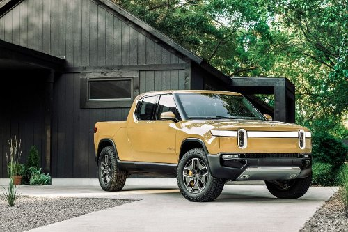 The Rivian R1T Is the Coolest Electric Pickup Truck Due to These Rad New Camper Features