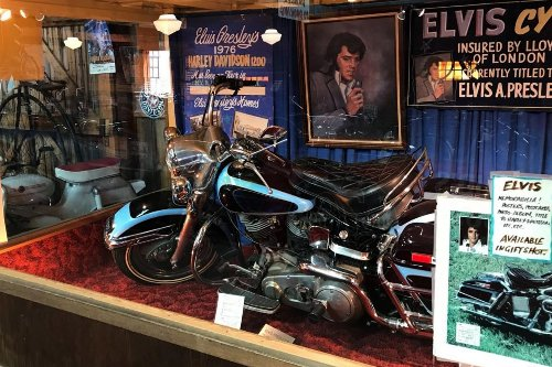 Elvis Presley's 1976 Harley-Davidson Electra Glide Is One of the Most Expensive Motorcycles in the World