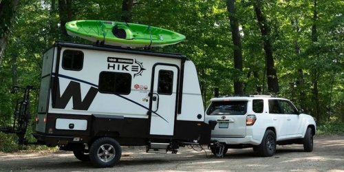 The New Winnebago Hike 100 Is One of the Best Small Campers