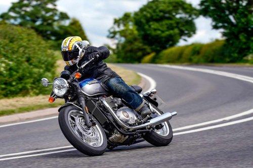 2022 Triumph Bonneville T120 First Ride Review