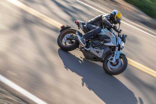 Universal Electric Motorcycle Battery Development