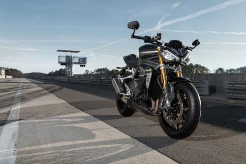 2021 Triumph Speed Triple 1200 RS First Ride Review