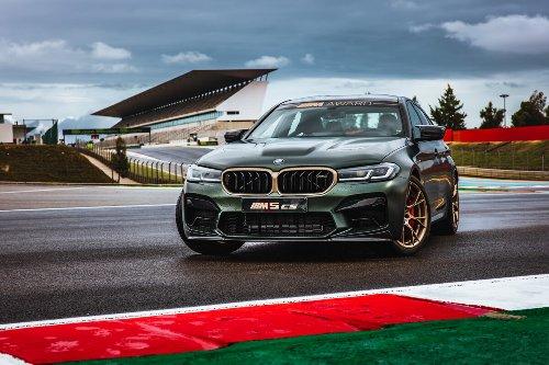 BMW M Award 2021: in premio la nuova M5 CS