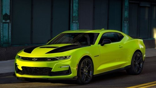 GM Might Drive The Camaro Off A Cliff