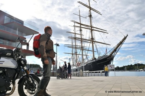 Grünes Band 1 - Motorradreisefuehrer.de | Rezensionen und objektive Tests