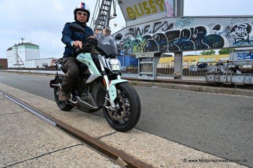 Zero SR/F Testblog - Motorradreisefuehrer.de | Rezensionen und objektive Tests
