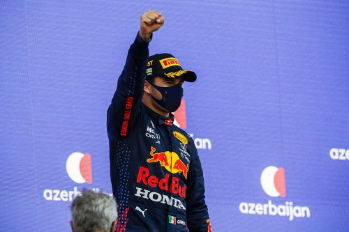 Horner: Perez 'ahead of expectation', but no rush for new deal