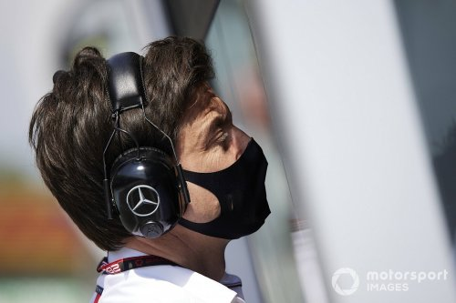 Wolff: Red Bull poaching could be good for Mercedes