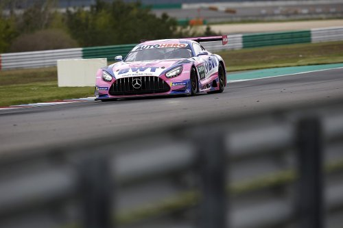 Gotz leads Albon on second day of DTM Lausitzring testing