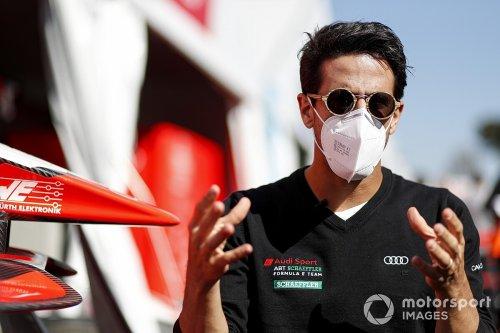 Di Grassi: 'No reason' for car to break down in Rome E-Prix