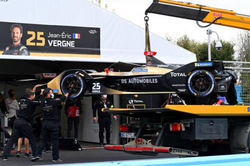 'Ein bisschen dumm': Kritik an Turvey nach Formel-E-Crash in Rom