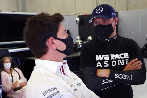Wolff feels 'responsibility' to ensure Bottas has good F1 future