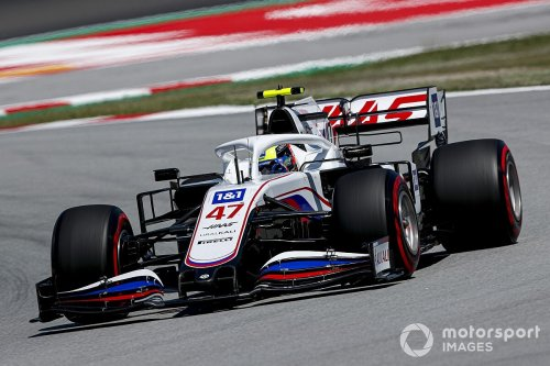 Schumacher improvement more reflective of Haas 2021 F1 pace - Williams