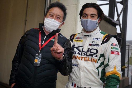 Super Formula: Giuliano Alesi win has allayed TOM'S doubts