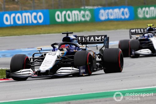 Williams in 'final throes' of adding updates to 2021 car