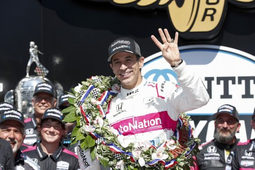 Castroneves signs full-time with Meyer Shank for 2022, Harvey out