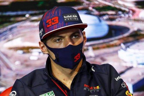 """Verstappen nach Hamilton-Stichelei: """"So nervös, dass ich kaum schlafen kann!"""""""