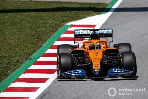 Why Ricciardo has found corner entry so hard with McLaren