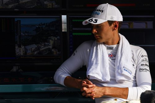 Le départ de Russell serait 'une perte énorme' pour Williams
