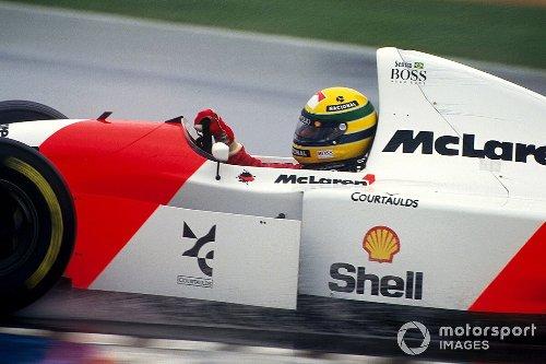 F1 - Donington 1993: O dia em que Senna se sentiu imparável