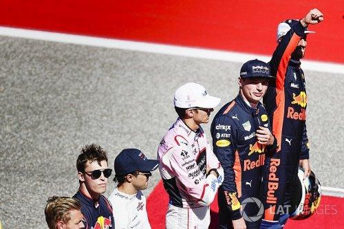 Red Bull: 'Időnként Kvyat gyorsabb volt Ricciardónál'