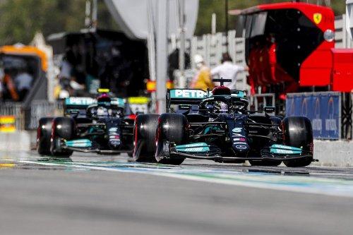 Hamilton feared F1 gamble backfired before taking 100th pole