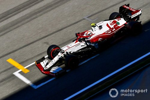 Tyre valve issue caused disastrous Giovinazzi pitstop