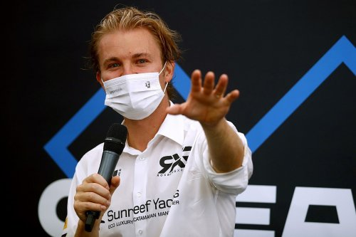 Rosberg XE team partners with UN on climate initiative