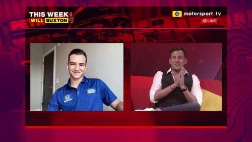 Alex Palou: 'My dream was to go to IndyCar' - IndyCar Videos
