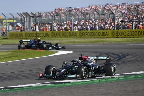 Mercedes feared 'long hard look at itself' if it flopped at British GP