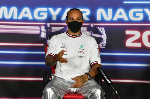Hamilton: 'YMCA' song helped motivate me to Hungary GP F1 pole
