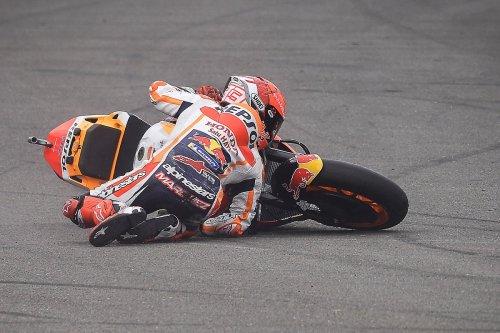 """Marquez: MotoGP crash saves """"don't exist right now"""""""