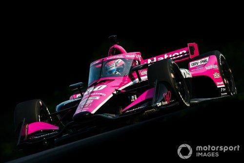 Harvey: IndyCar progress 'elevated' working with Meyer Shank team