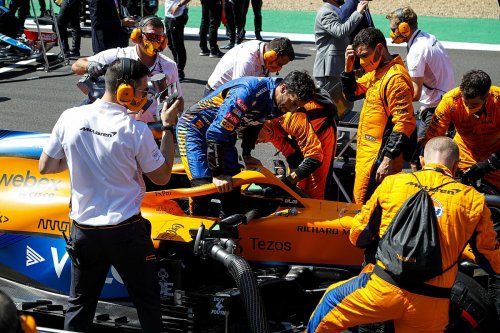 Ricciardo 'past the point of frustration' with McLaren F1 struggles