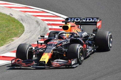 How Verstappen's F1 sim rig brake set-up helped prepare him for return