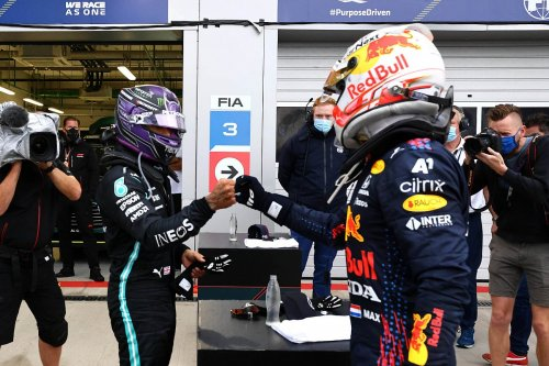 """Horner expects """"grandstand start"""" to US GP with Verstappen/Hamilton front row"""