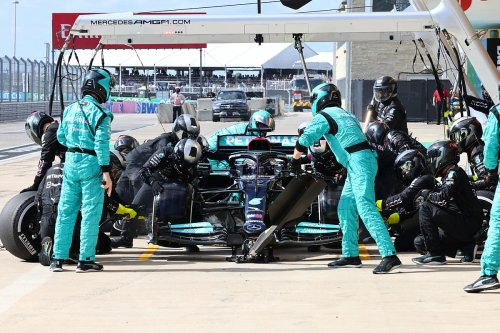 Mercedes: Eighth-lap stop could have helped Hamilton win F1 US GP