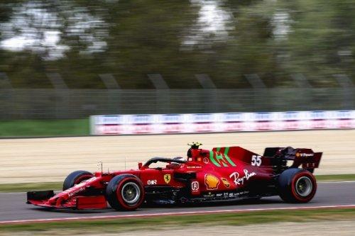 Carlos Sainz: 'Bin in keiner Kurve langsamer als Leclerc'