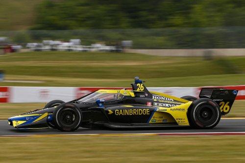 Herta: Road America podium a 'big confidence boost' to Andretti team
