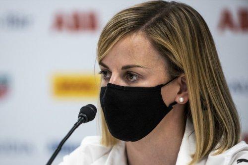 Susie Wolff: Nach Valencia 'viele merkwürdige Nachrichten erhalten'