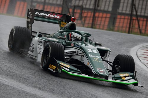 Autopolis Super Formula: Giuliano Alesi claims maiden victory