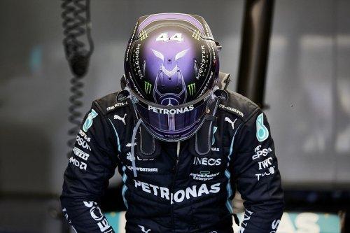 Hamilton: Positives can still be taken from Baku F1 pain