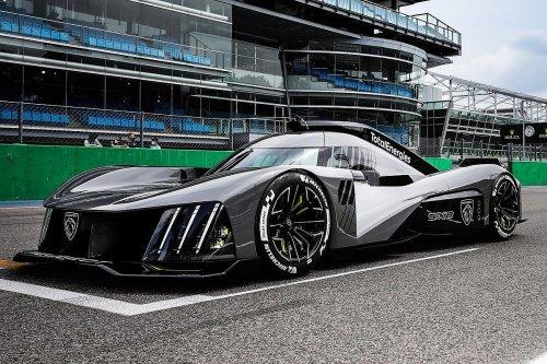 Peugeot n'exclut pas d'engager la 9X8 en IMSA sous un autre nom
